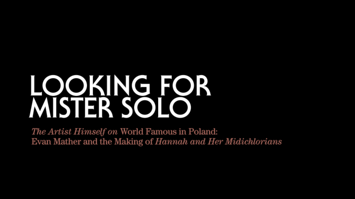 Looking For Mister Solo